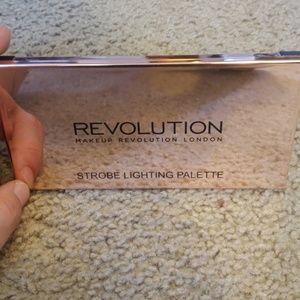 Makeup revolution strobe palette
